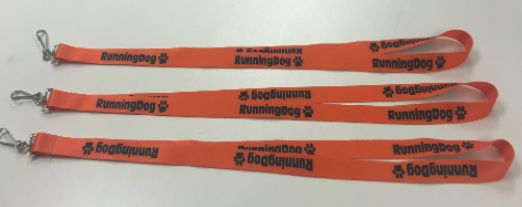 RunningDog Lanyard