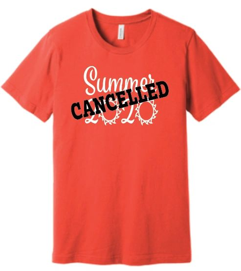 Summer Cancelled-Coral T or Tank