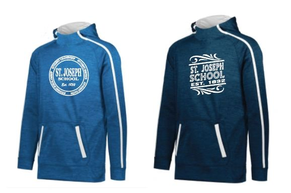 Tonal Hoodie with Your Choice of Logo