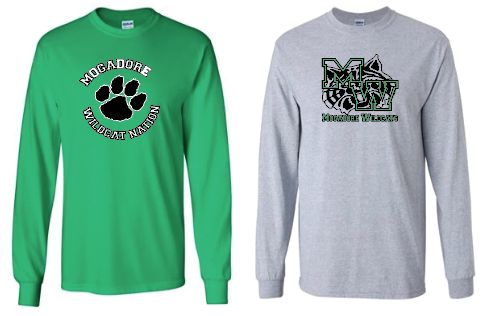 Mogadore Basic Long Sleeve T Shirt
