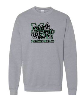 Mogadore Basic Crew Neck Sweatshirt