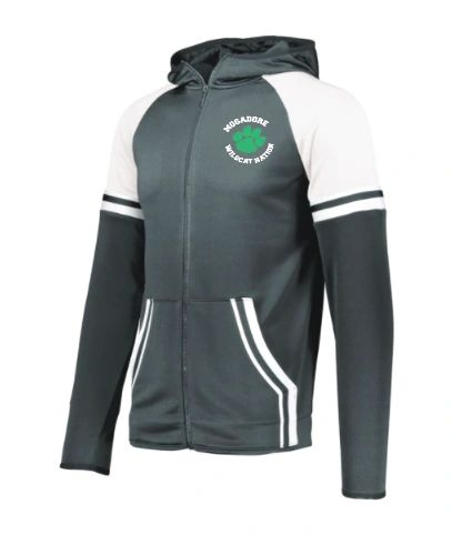 Mogadore Retro Jacket with Embroidered Logo