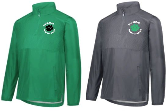 Mogadore SeriesX 1/4 Pullover with Embroidered Logo