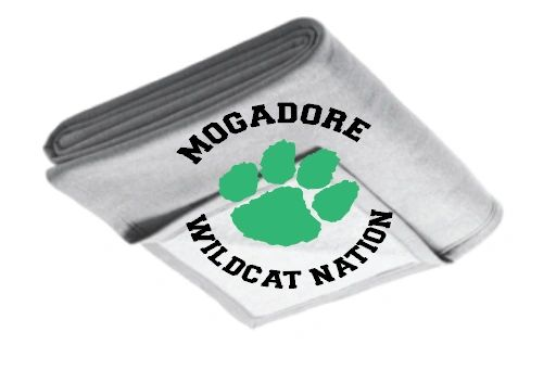 Mogadore OVERSIZED Fleece Stadium Blanket