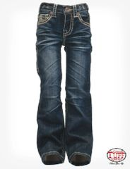 Girls Cowgirl Tuff *No Limits* Jean