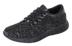 Black Magic Tennis Shoes