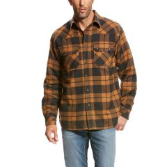 "Ariat ""Wakeman"" Shirt Jacket"