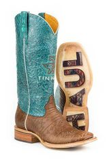 "Tin Haul ""Aztec"" Boot"