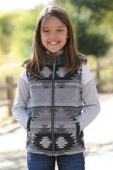 Cruel Girl Tweed Vest