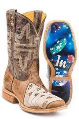 Tin Haul Men's High Roller Boots