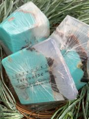 Soap Rocks-Turquoise