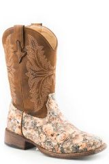 Roper Floral/Multi Boots