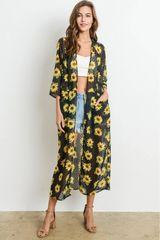 Sunflower Duster