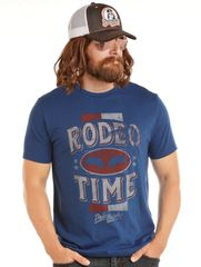 Royal Rodeo Time Tee