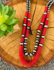 Red Addiction Necklace
