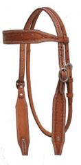 Argentina Leather Headstall