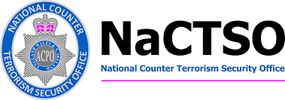 NaCTSO logo, ACPO policing badge.