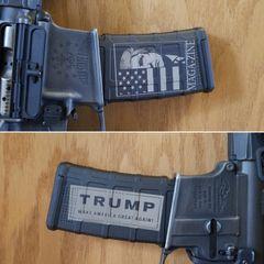 Trump AR15 30rd MAgpul PMaga-Zine