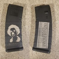 Gina the Clown AR15 Magpul PMAG 30rds