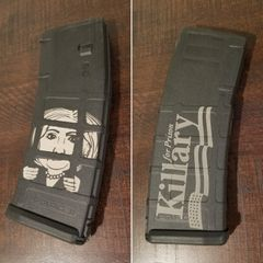 Killary for Prison AR15 Magpul PMAG 30rds