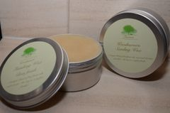 Turners wood sanding wax