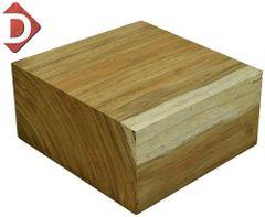 Umbilo Square bowl blank 8 x 8 x 4