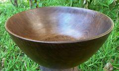 Panga Panga Square bowl blank 8 x 8 x 1.5