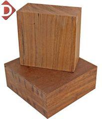 Newtonia Square bowl blank 8 x 8 x 2
