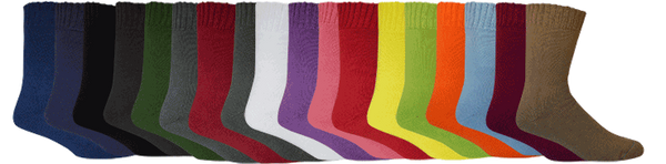 Bamboo Textiles Extra Thick Work Sock