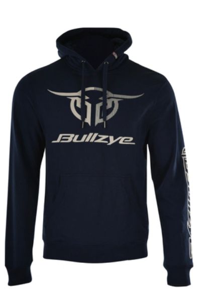 Bullzeye Hoodie Navy