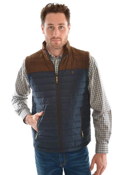 THOMAS COOK - MENS SIMMONS PUFFER VEST