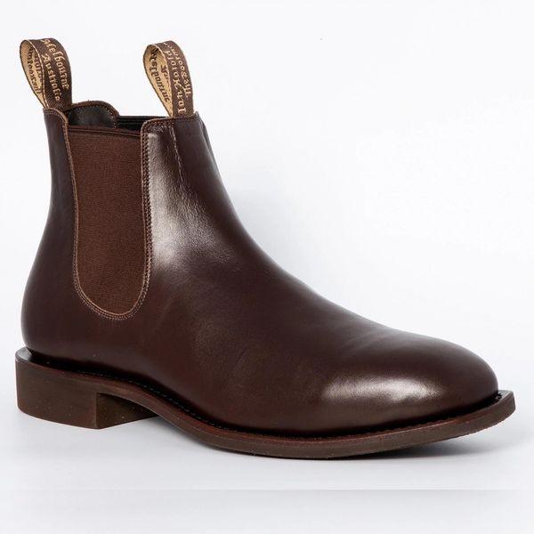 Harold Boot Grazier Chocolate