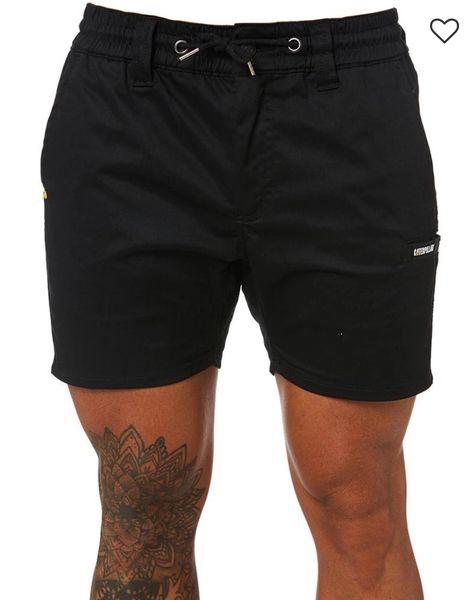 CAT Short Haul Shorts Black