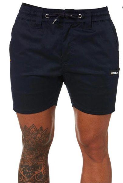 CAT Short Haul Shorts Navy