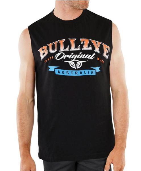 Bullzeye Mens Valley Muscle Tank