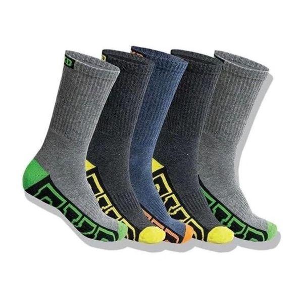 FXD SK-1 5 Pack Work Socks