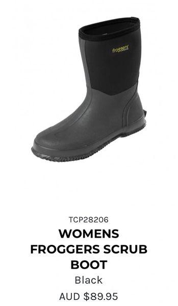 Thomas Cook Froggers Scrub Boot