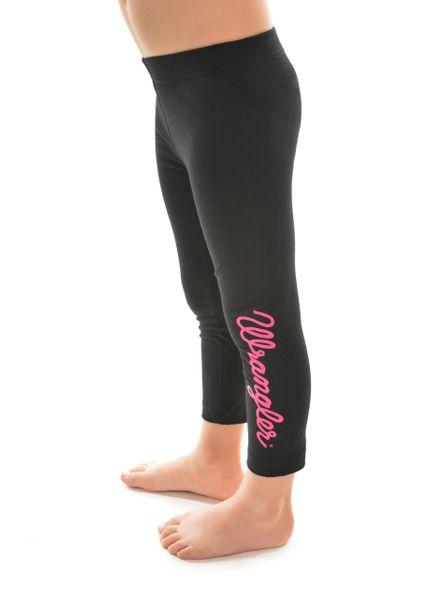 Wrangler Girls Logo Leggings