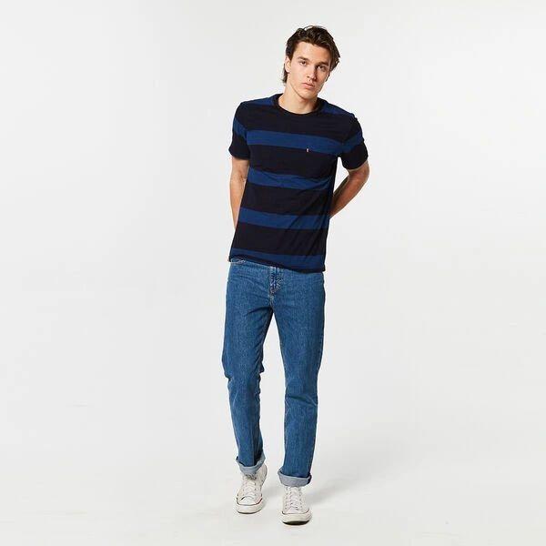 Levi's Mens 516 Straight Fit Jeans Stonewash