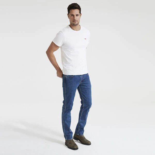 Levi's Mens 511 Slim Fit Jeans Medium Stone Wash