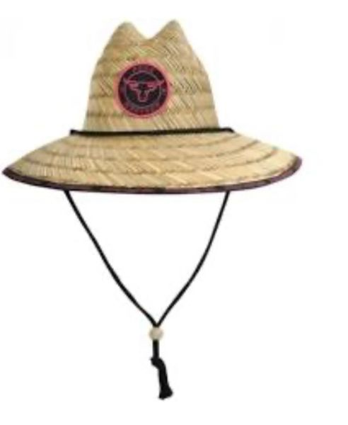 Pure Western Rodeo Straw Hat