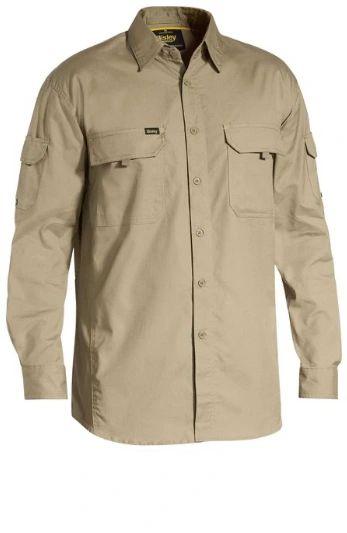 Bisley X Airflow Ripstop L/S Work Shirt