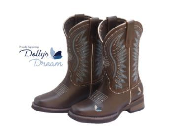 Dolly's Dream Boots - Youth