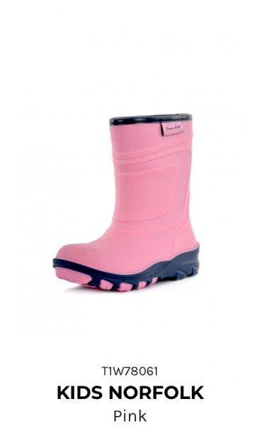 Those Cook Kids Norfolk Gumboots Pink