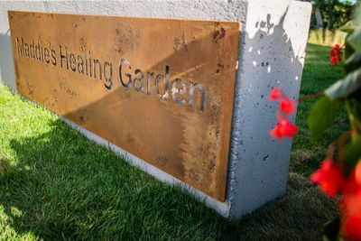 Maddie's Healing Garden at North York General Hospital's Phillips House