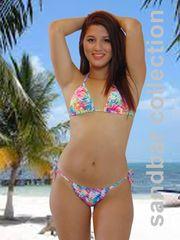 G2006 - Bikini - Tropical Print