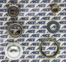 AFCO GM Metric Hub Brake Rotor Master Install Kit
