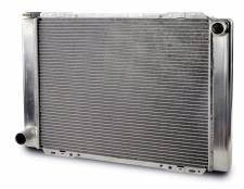 "AFCO Standard Aluminum Radiator - 19"" x 27-1/2"" x 3"" - Ford"