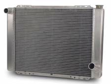 "AFCO Standard Aluminum Radiator - 19""X 27-1/2"" x 3"" - Chevy"