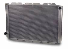 "AFCO Standard Aluminum Radiator - 19"" x 31"" x 3"" - Ford"